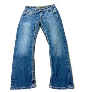Women's Size 29 Short BKE Carter Bootcut Jeans